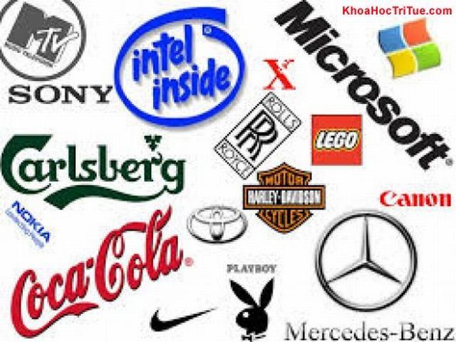 Các yếu tố cần trong ngành quảng cáo để cho ra đời một logo.