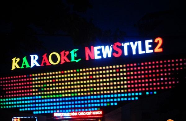 bang hieu karaoke