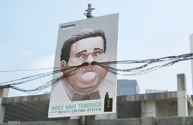 Bảng quảng cáo độc