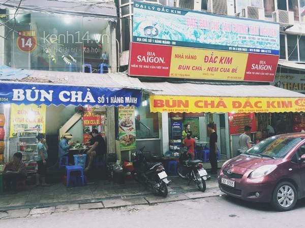 """Nhái thương hiệu và câu chuyện bảng hiệu """"Cửa hàng bên là giả"""" ở Hà Nội"""