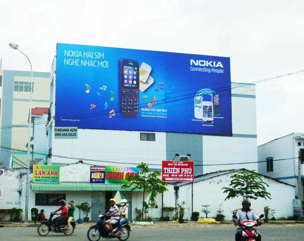 Bảng hiệu quảng cáo thành công