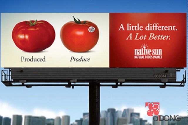Biển quảng cáo đẹp