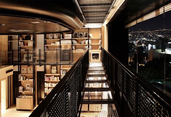 5 căn hộ có thiết kế ngoại mục nhất thế giới