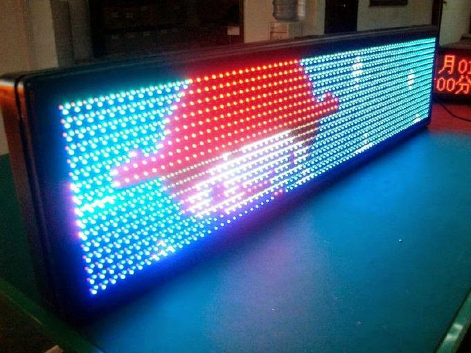 Đèn led ma trận - màu sắc và những ưu thế trong chiến lược quảng cáo