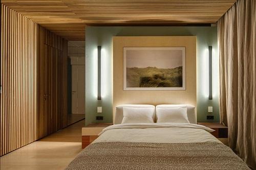 5 cách biến đầu giường ngủ của bạn đẹp hết ý