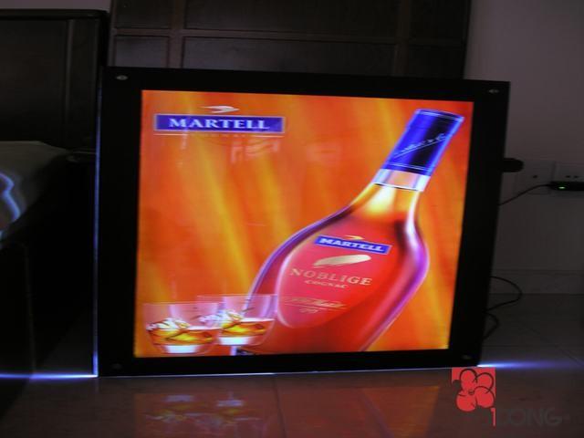 Hộp đèn quảng cáo rượu