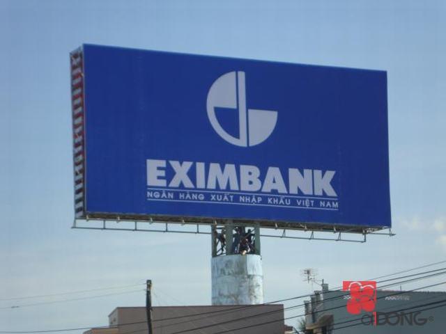 Pano tấm lớn eximbank