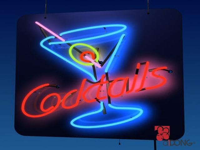 Quảng cáo đèn neon sign