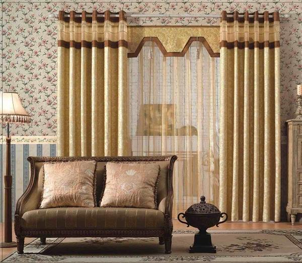 Lựa chọn rèm cửa thích hợp đem lại sự sang trọng cho căn phòng