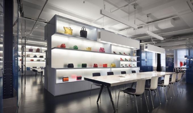Những công trình thiết kế nội thất showroom đẹp